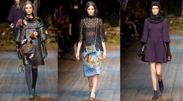 Dolce & Gabbana – Colecţia Primăvară 2014