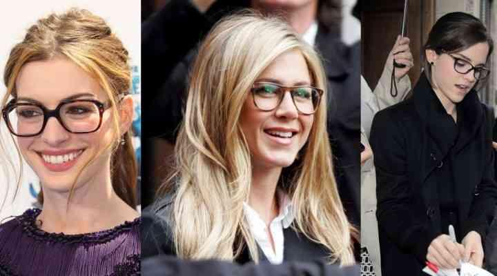 7 Vedete care poartă ochelarii de vedere cu stil