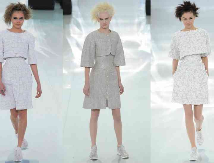 Chanel – Colecţia Haute Couture Primăvară 2014