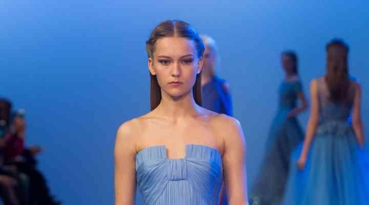 Elie Saab- Colecția Primăvară/Vară 2014 Haute Couture