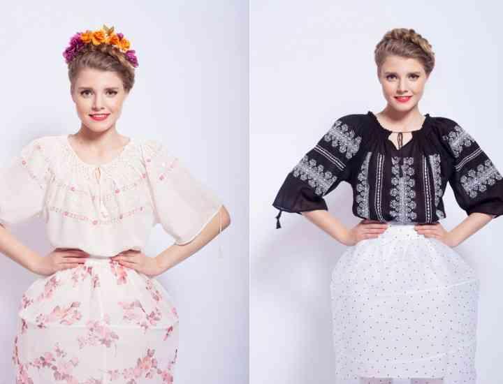 Ia românească, în trend și în 2014.  Cum și cu ce s-o porți primăvara aceasta