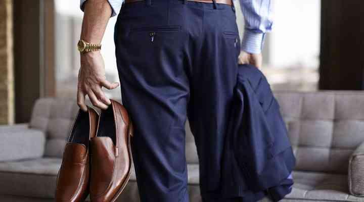 MEN'S CORNER: Când NU trebuie să asortezi cureaua cu pantofii