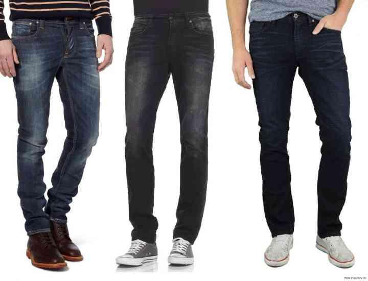 Skinny jeans pentru bărbați: de ce să-i porți, de ce să nu-i porți