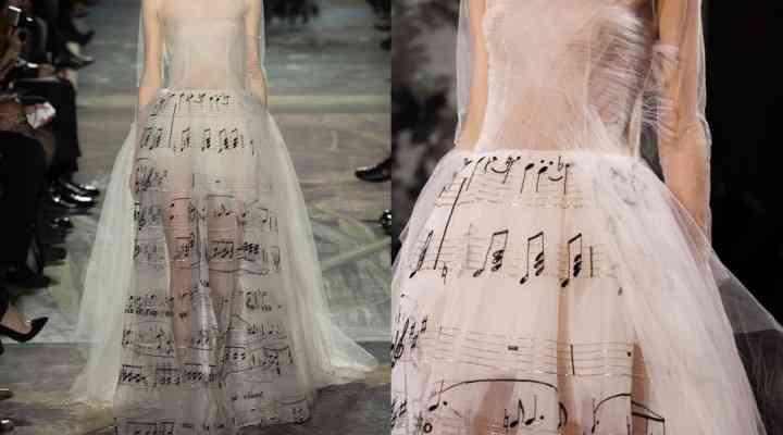 Compozitorii de operă italieni, în colecția VALENTINO Primăvară/Vară 2014 Haute Couture