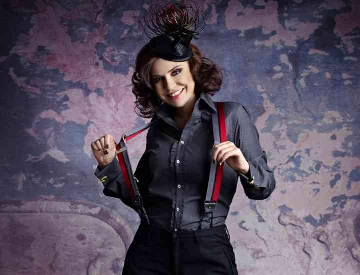 Adina Buzatu – un stilist român de succes