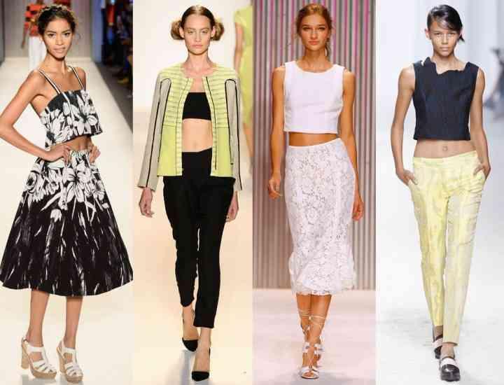 CE SE POARTĂ ÎN 2014: bluzele, fustele și rochiile în trend primăvara aceasta