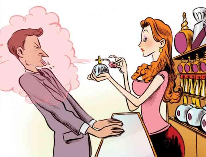 Cum alegi şi cum aplici parfumul- sfaturi pentru bărbaţi, de la un maestru parfumier