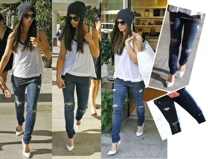 Trend alert – Ripped Jeans