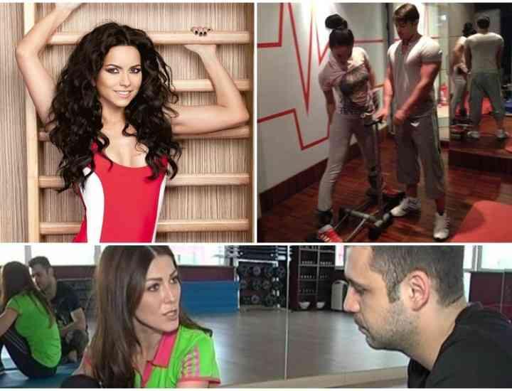 România mondenă: 3 vedete autohtone dependente de sala de sport
