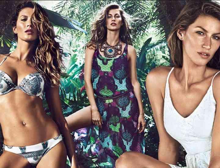 Noua colecție H & M pentru  vara 2014 a fost lansată în magazine