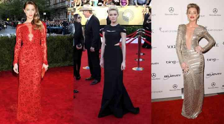 Amber Heard – schimbare radicală de stil