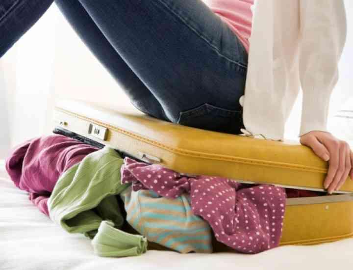 Femeile şi bagajele
