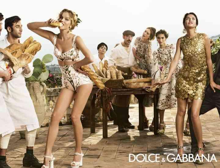 Dolce & Gabbana ne uimește din nou cu o colecție minunată pentru vara 2014