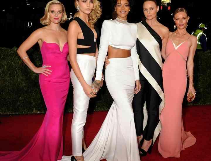 Ce au purtat divele de la Hollywood la Gala MET 2014. Galerie Foto