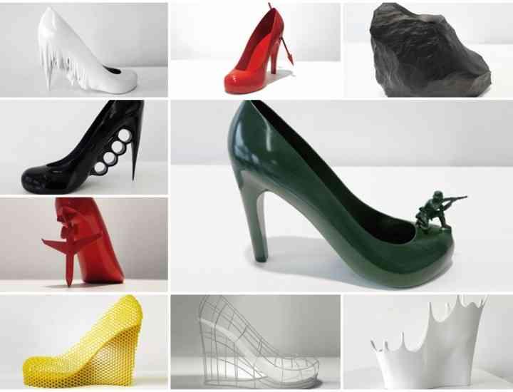 12 pantofi pentru 12 foste iubite