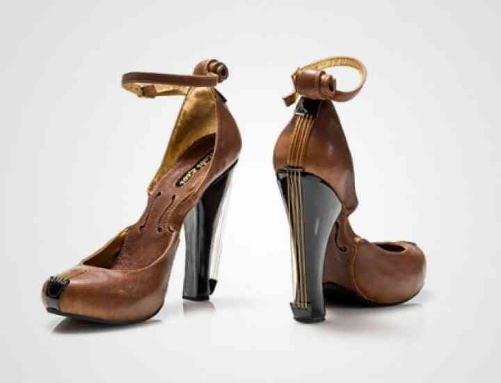CE PANTOFI SE POARTĂ ÎN 2014: Pantofii vioară, flamingo sau rechin