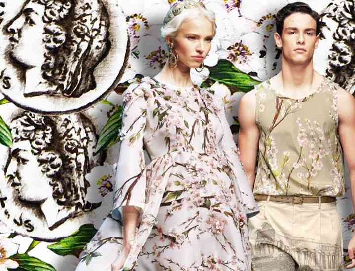 Ce se poartă în 2014: Imprimeurile florale- la modă și la femei, și la bărbați