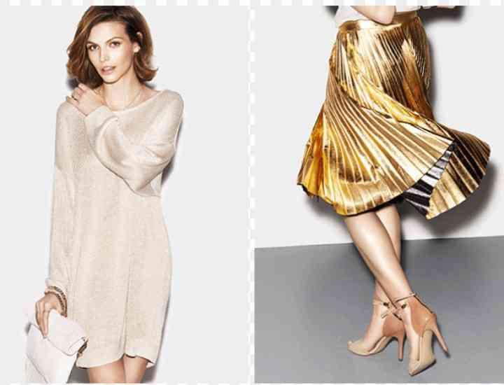 Colecția H & M Shimmer & Shine 2014