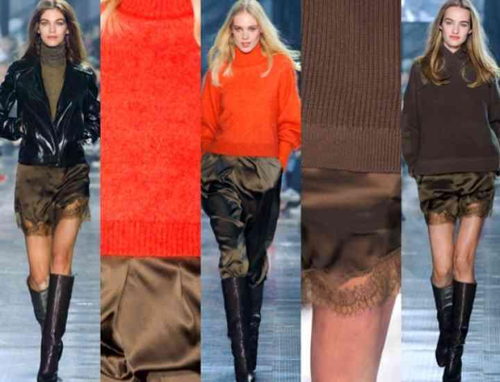 Colecția H & M pentru toamna/iarna 2014-2015 prezentată la Paris Fashion Week
