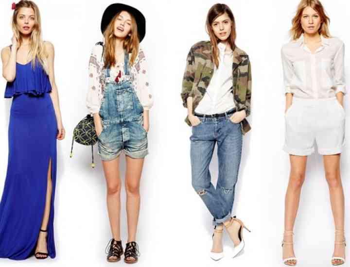 Iată care sunt cele 5 piese vestimentare indispensabile pe timpul verii!