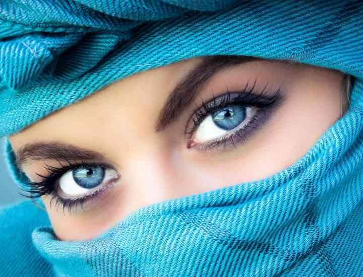 Irisul ochilor tăi dezvăluie multe despre tine