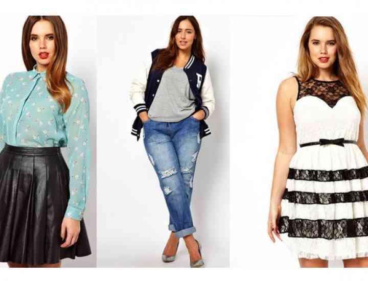 Top 5 cele mai drăguțe branduri de haine pentru femeile plinuțe