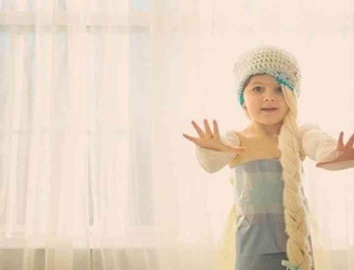 Creatoare de modă la 4 ani: Fetița care cucerește internetul