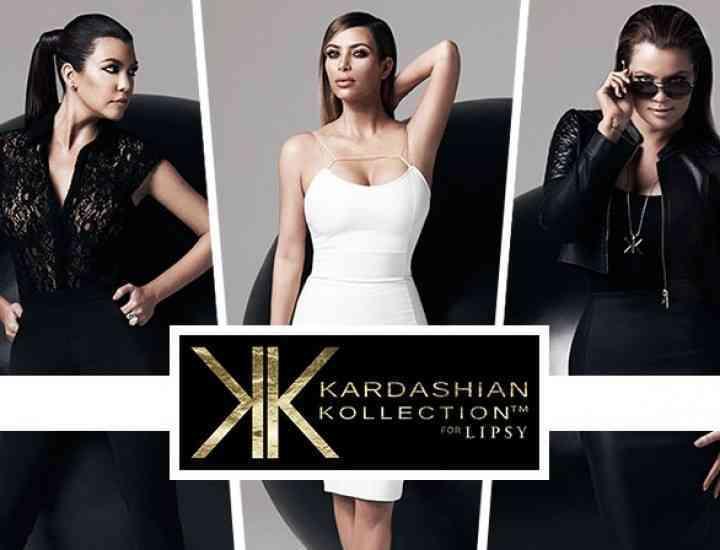 Colecția Lipsy lansată de surorile Kardashian pentru primăvara/vara 2014
