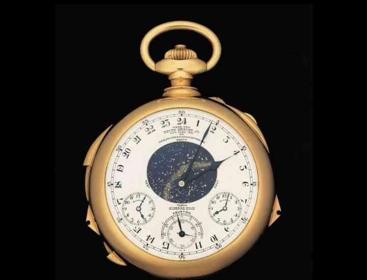 Cel mai scump ceas din lume – scos la licitaţie