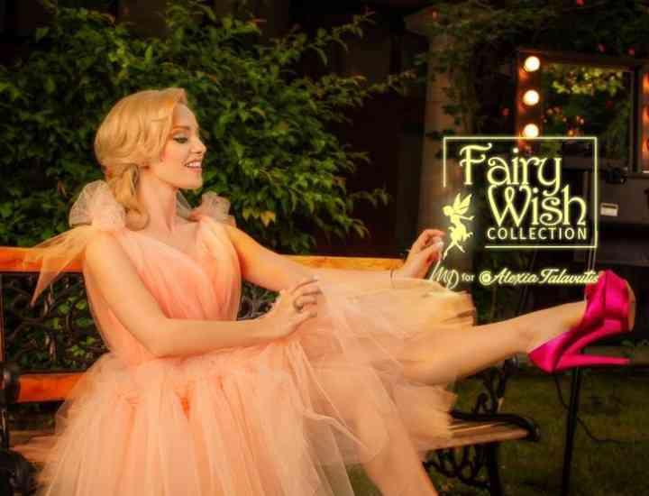 """Mirela Diaconu şi Alexia Ţalavutis lansează colecţia vestimentară """"FairyWish Collection"""""""