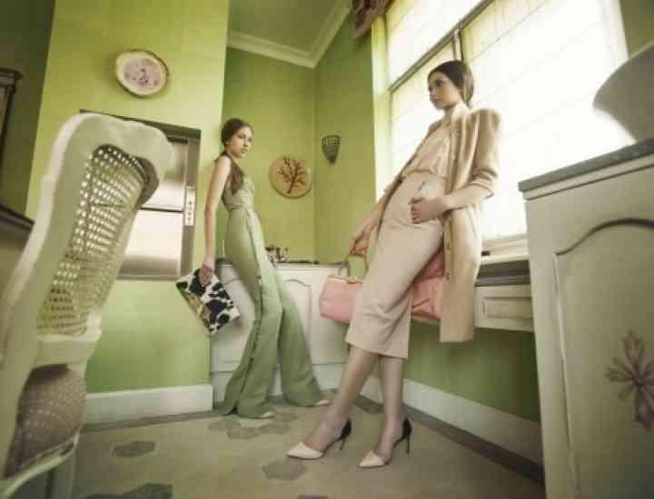 Cel mai important eveniment multibrand din moda românească, ilustrat printr-o ședință foto creativă