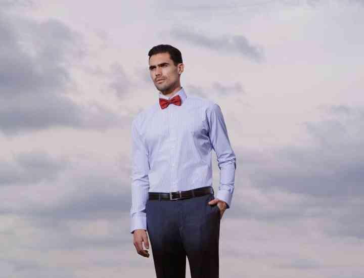 Braiconf Royal lansează o serie de cămăşi care îmbină modernul cu tradiţionalul