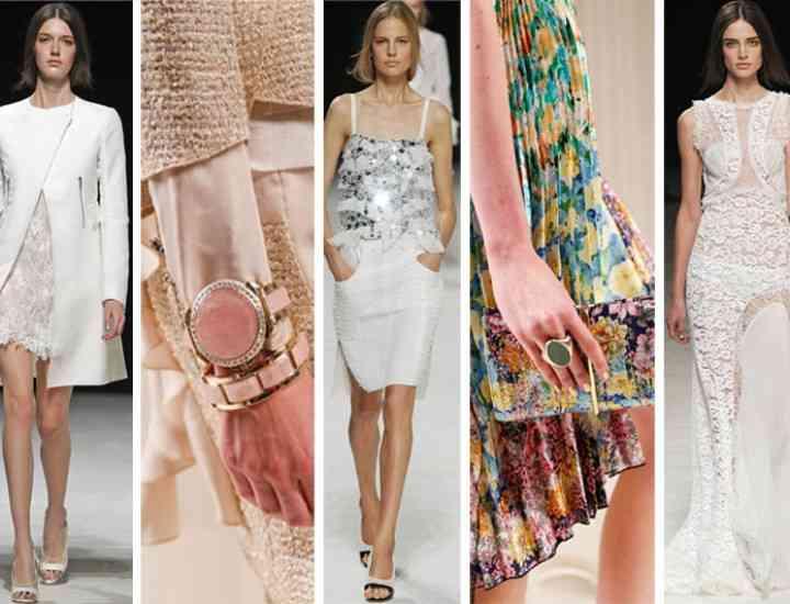 Colecția Nina Ricci pentru primăvara/vara 2014 prezentată la Paris Fashion Week