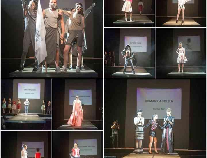 Cum vad tinerii designeri moda viitorului