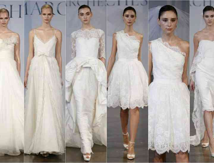 Colecții rochii de mireasă pentru toamna 2014