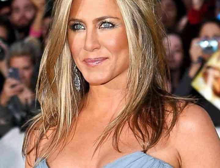 Jennifer Aniston a lansat un nou parfum