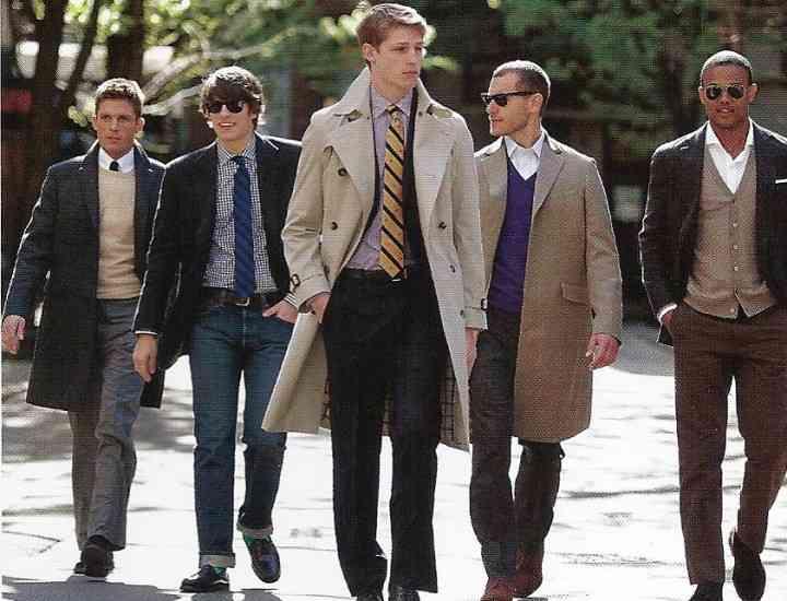 Retailerul american de îmbrăcăminte Brooks Brothers întră în România