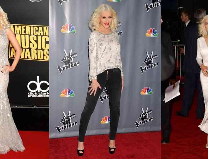 Christina Aguilera vrea să apară într-un pictorial în Playboy, imediat după naştere