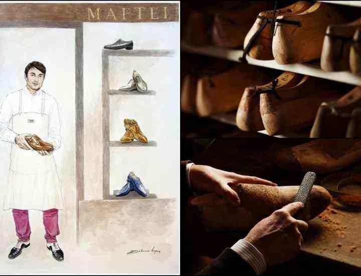 Un român – unul dintre puţinii pantofari de talie mondială