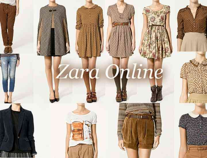 Magazinele din mall, acum în spațiu virtual: Zara, Bershka, Pull&Bear – magazine online
