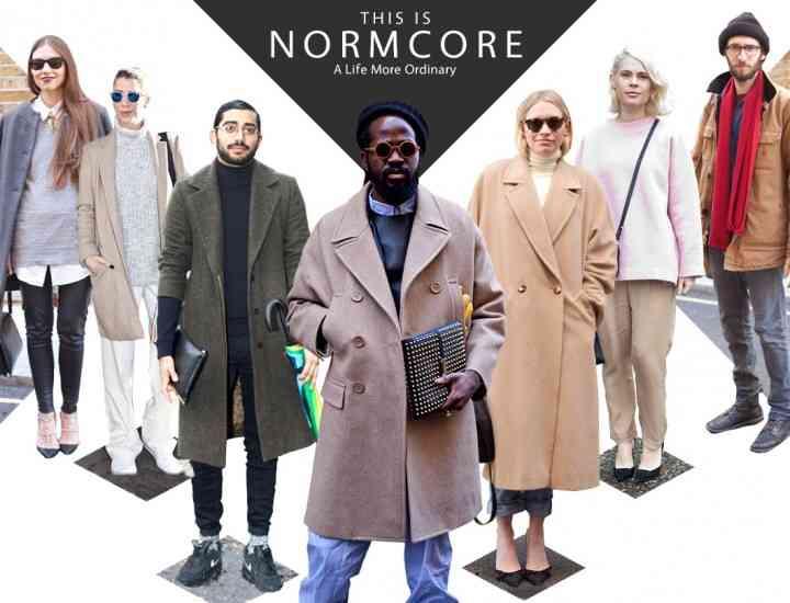 Normcore – un stil vestimentar care se impune în această toamnă