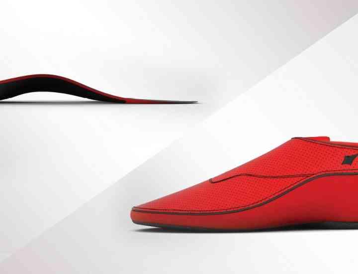 Cum arată pantofii care nu te lasă să te rătăceşti?