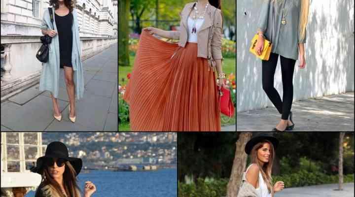 Articole vestimentare de vară pe care le poţi folosi şi la începutul toamnei