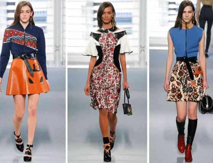 Ce rochii se poartă toamna aceasta. Recomandările Gucci, Valentino, Dolce & Gabbana