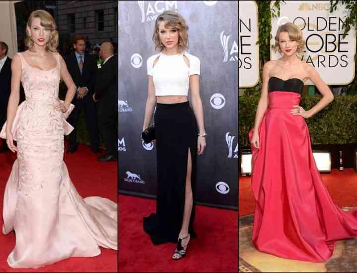 Taylor Swift ocupă primul loc în topul celor mai elegante vedete din 2014