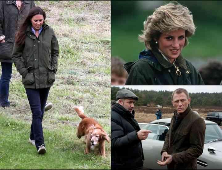 Barbour: de la jachete pentru fermieri și pescari la haine pentru Casa Regală