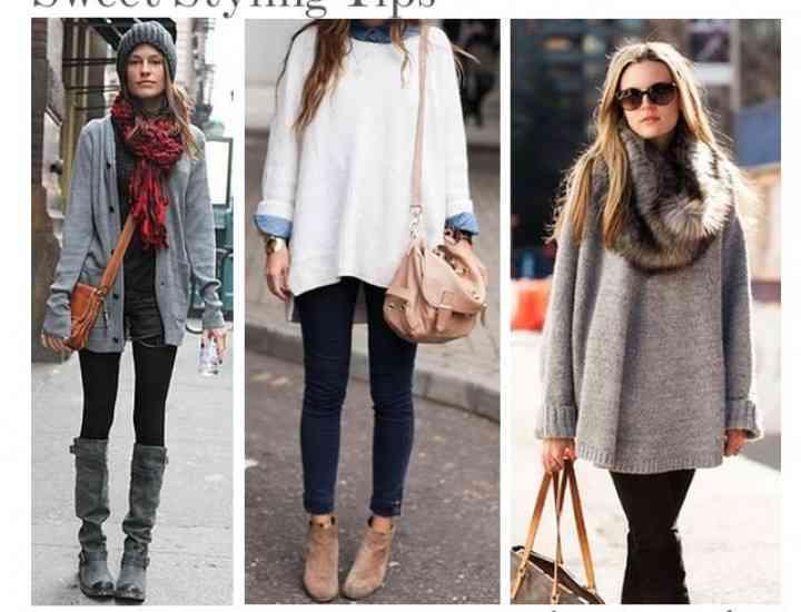 Ce se poartă în toamna 2014: Must-have-ul toamnei – puloverul oversized