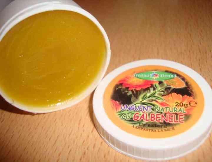 Crema de gălbenele, leacul minune al românilor: Cât este de bună de fapt
