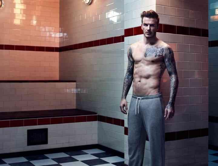 David Beckham nu va mai apărea în reclame la lenjerie de corp