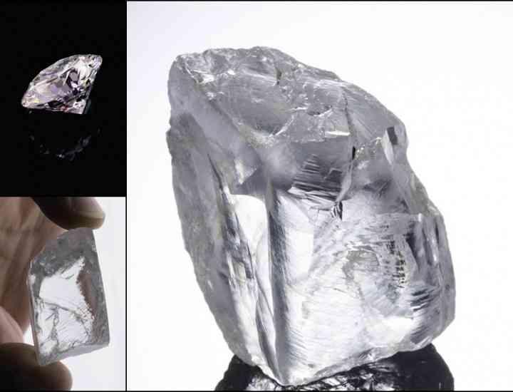 Un diamant impresionant, de 232 de carate, a fost găsit lângă Pretoria